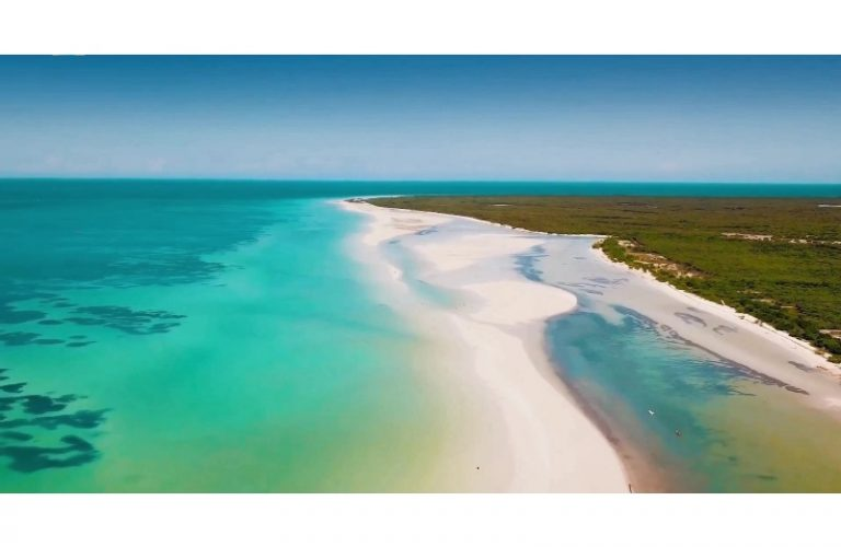 Holbox_Arial_View